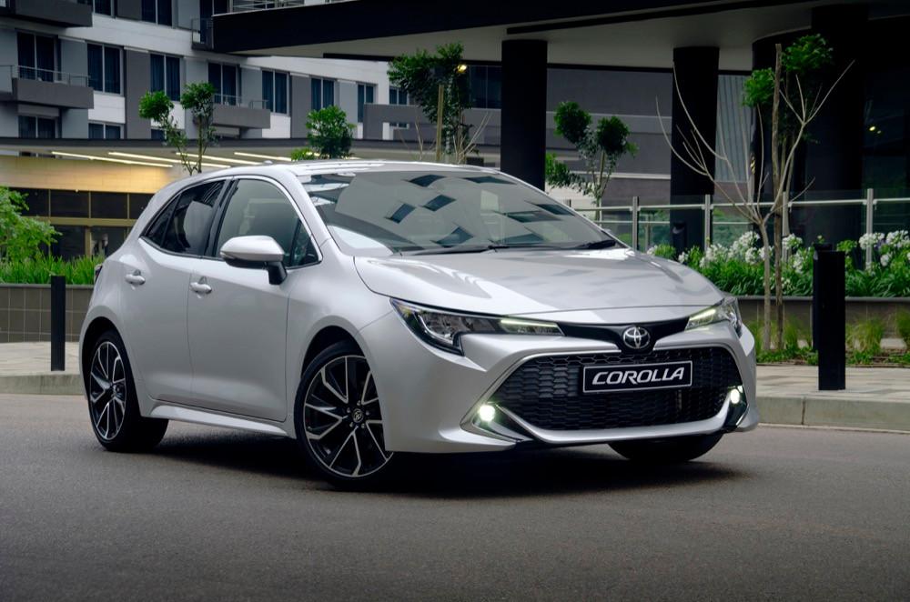 Toyota Corolla Xr