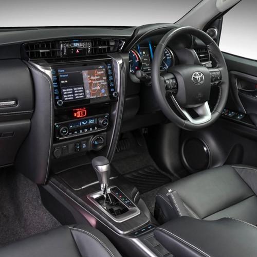 Toyota Fortuner XV