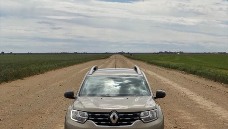 Renault Duster Road Trip Report