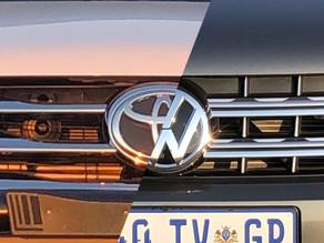 Toyota Fortuner Epic Black vs. VW Amarok Dark Label