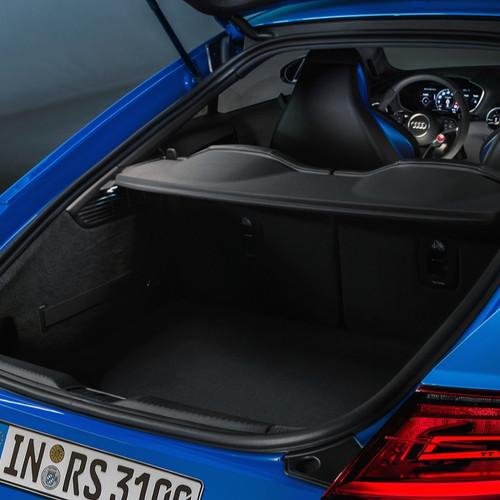 Audi TTRS Coupé