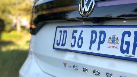 Volkswagen T-Cross 1.0 TSI Comfortline DSG