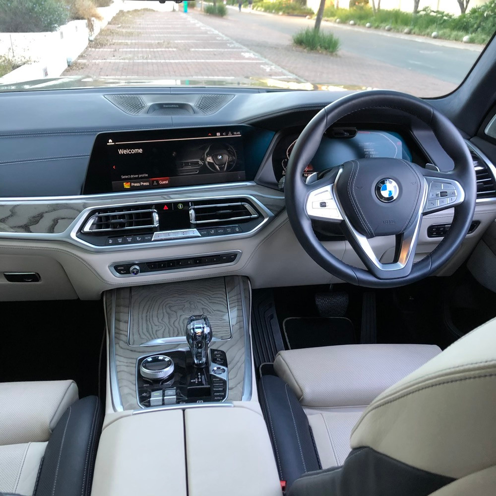 car review bmw x7 xdrive30d