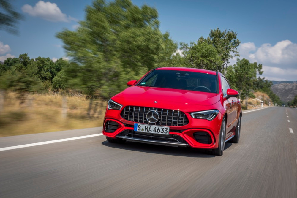 Mercedes-AMG CLA 45 S 4MATIC+