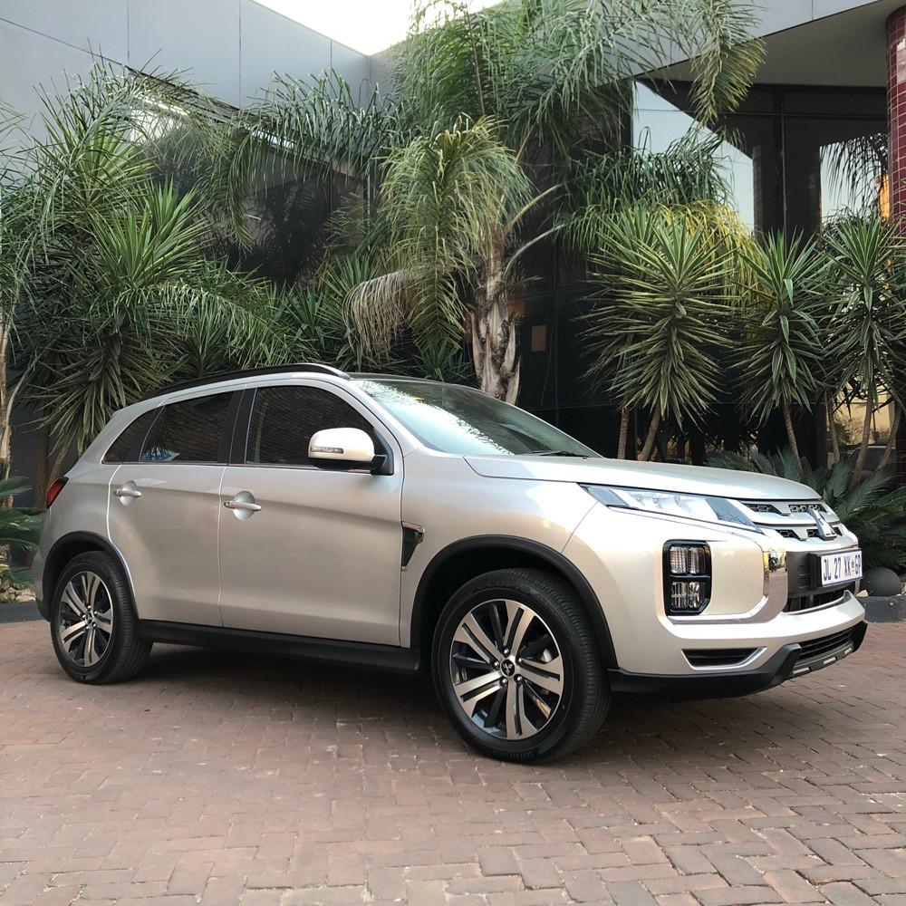 Car review Mitsubishi ASX 2.0 CVT crossover