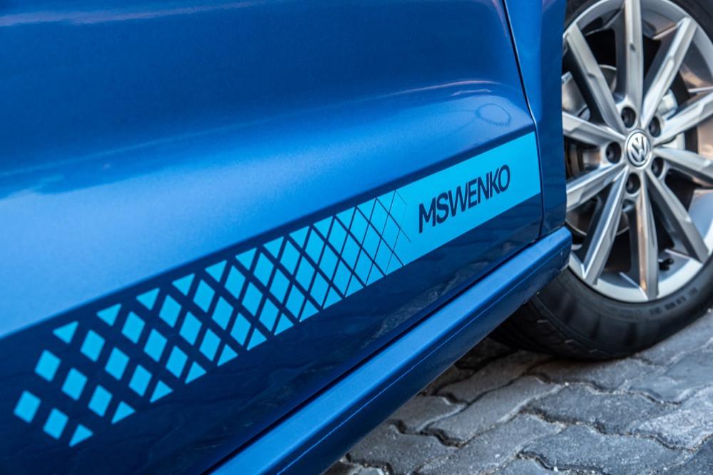 VW Polo Vivo Mswenko