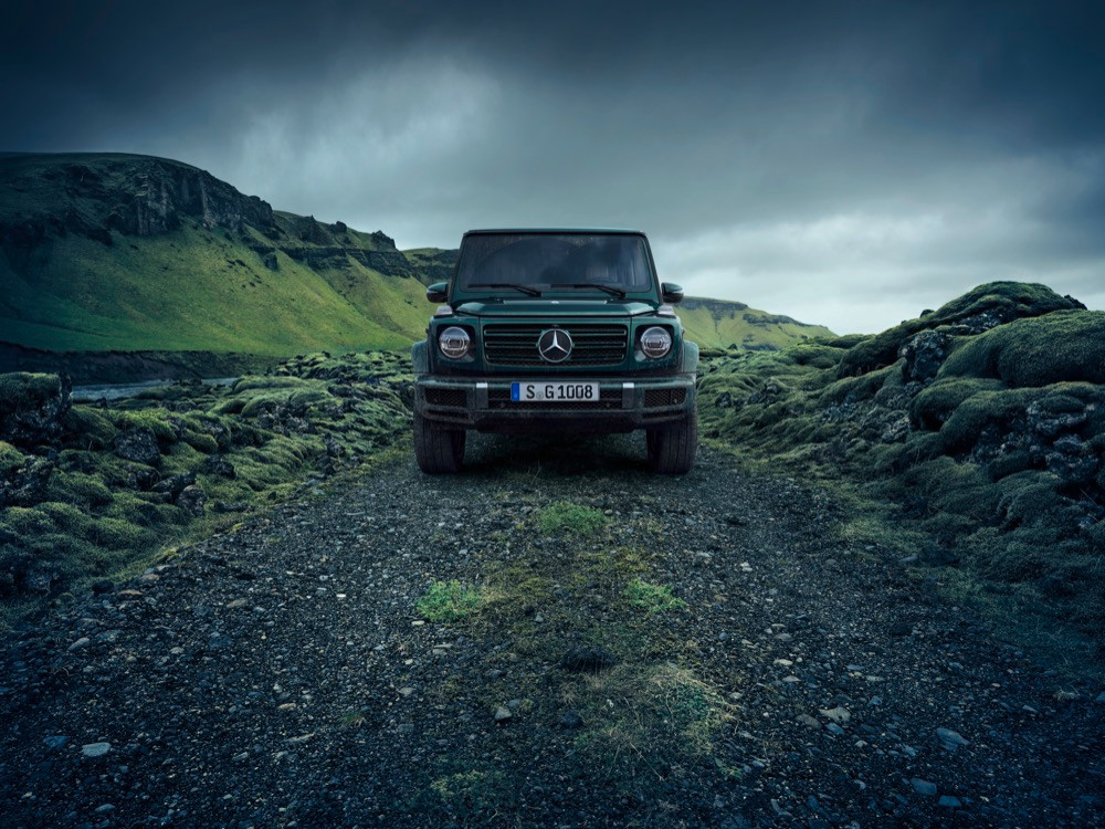 Mercedes-Benz G 400 d