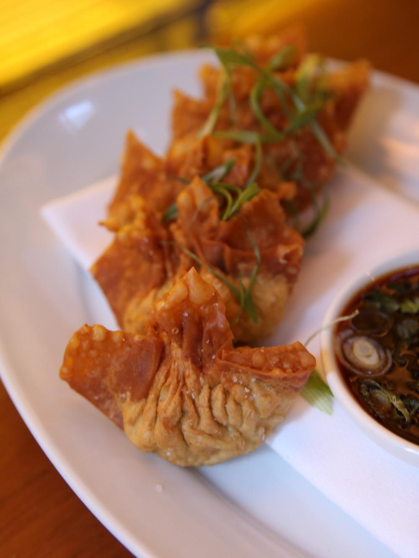 lure fishbar, josh capon, dumplings, dim sum