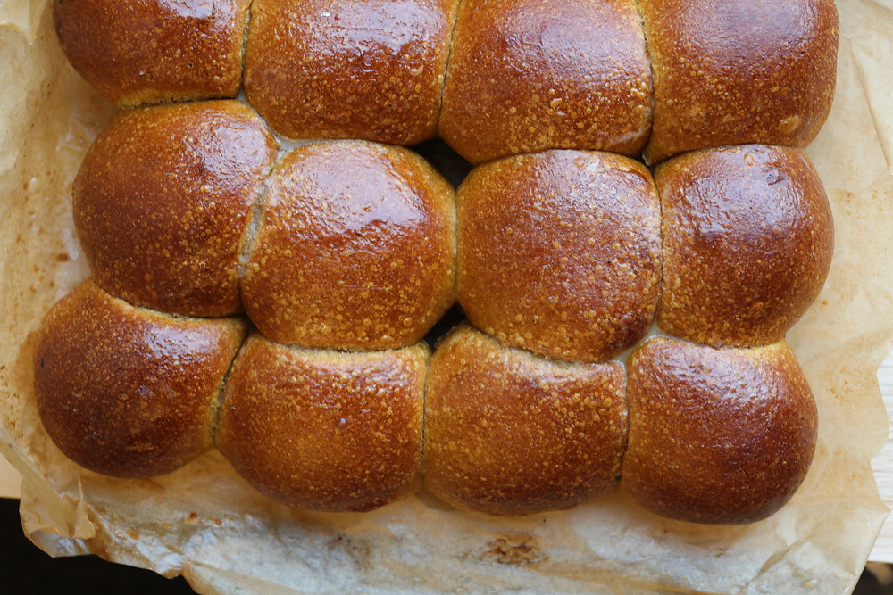 Rolls From Breads Bakery
