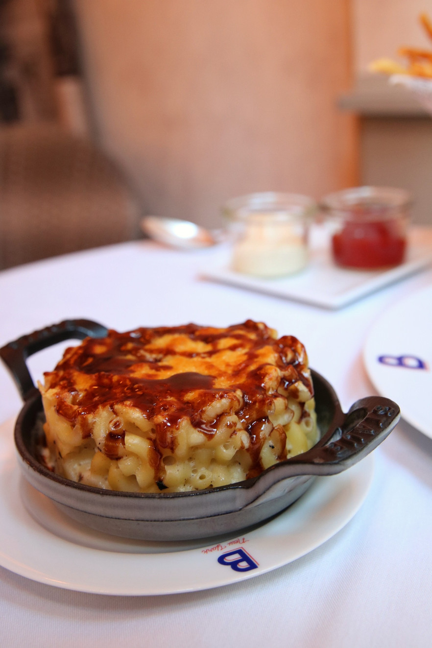 benoit, brunch, new york city, mac n cheese