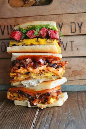Harry & Ida's New Breakfast Sandwiches
