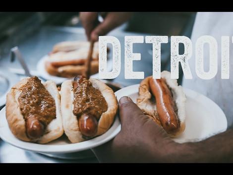 Brunch Boys Travel to Detroit
