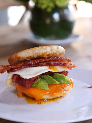 Making Breakfast Sandwiches with June Oven