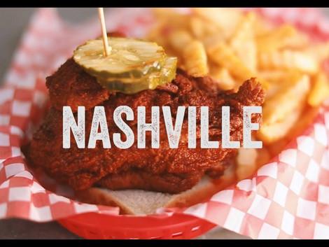 Brunch Boys Travel to Nashville