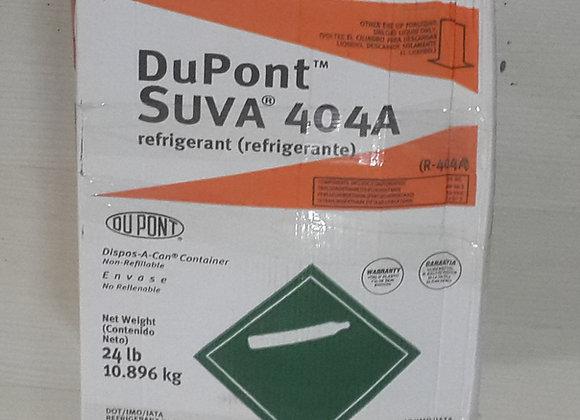 R 404A GAZ 10,896 KG SUVA DUPONT ORJİNAL