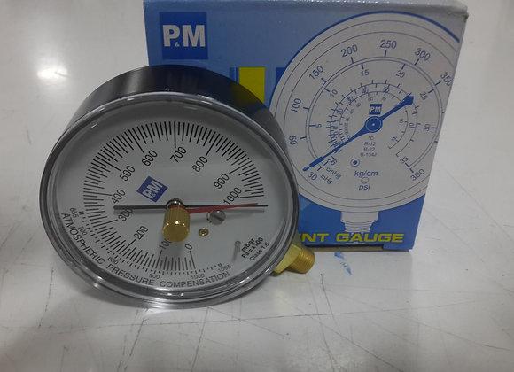 HASSAS GAZ SAATİ PM VG-180