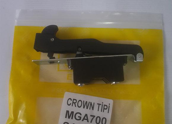 Crown tipi şalter mga700