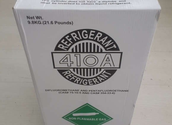 410a refrigerant gaz 9,8 kg orjinal tüp
