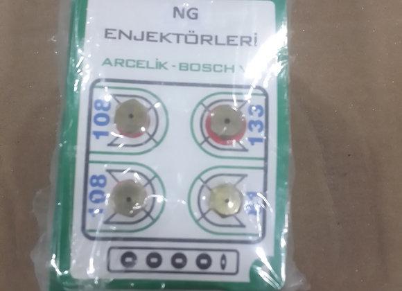 Enjektör dg arçelik 9 lokma