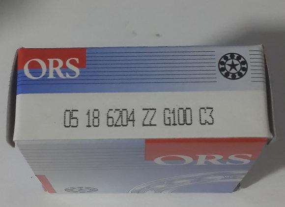6204 ZZ C3 ORS RULMAN
