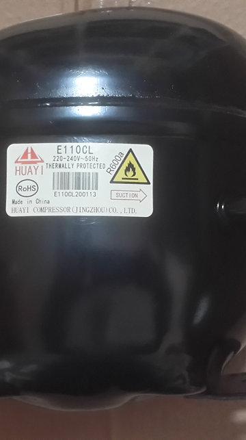 Huayı e110cl 1/4 170 cal.600 gazlı motor