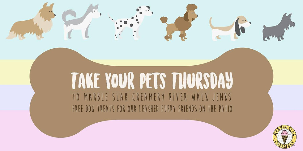 Take Your Pets Thursday Fundraising Night