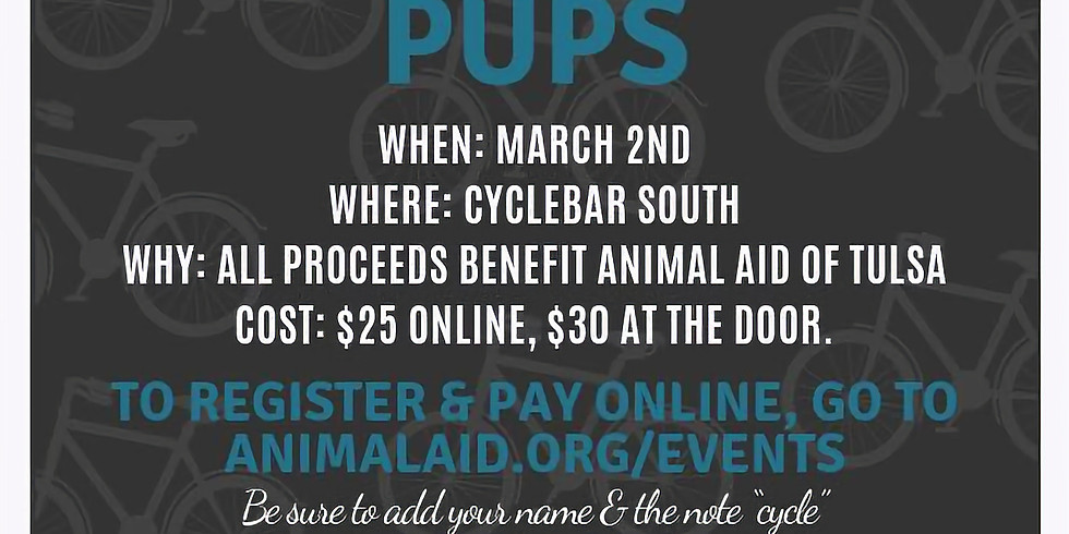Pedal For Pups