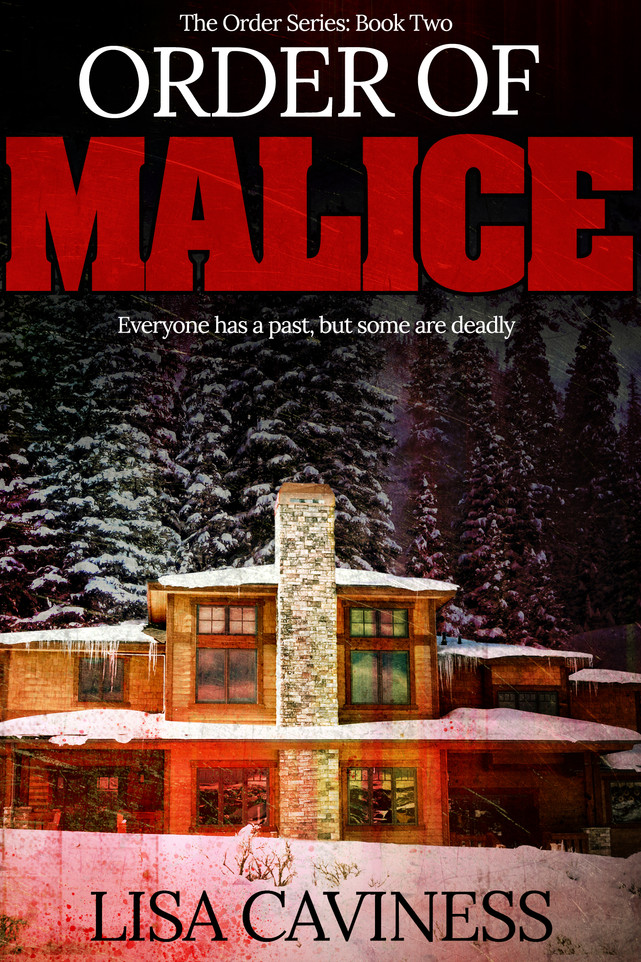 Cover Reveal - ORDER OF MALICE