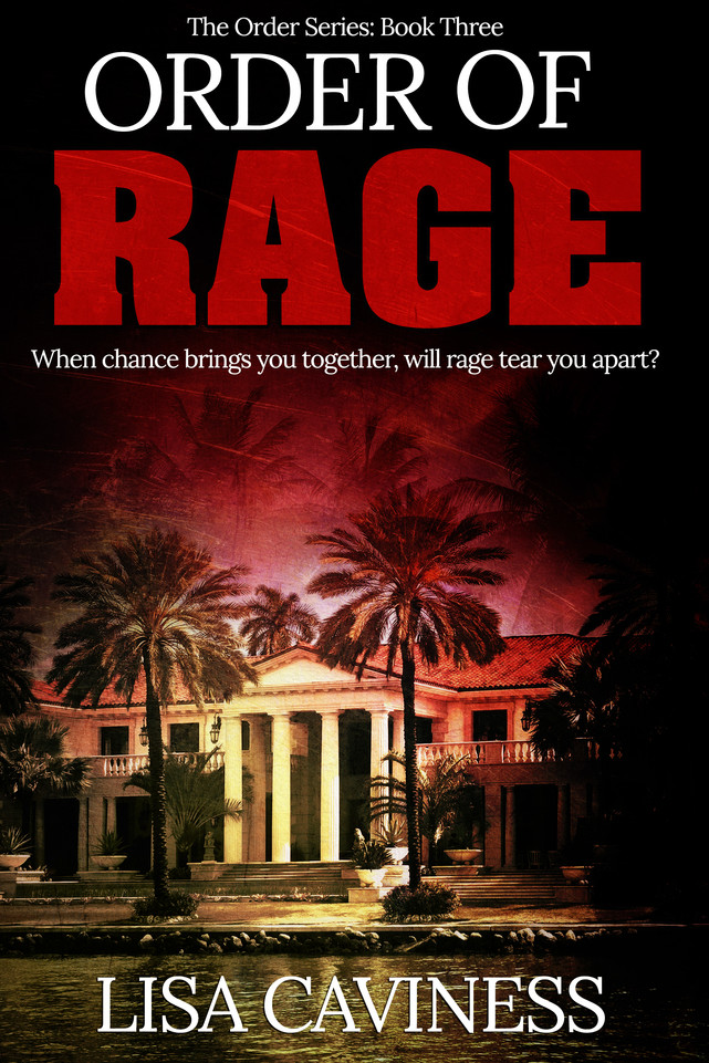 **COVER REVEAL - ORDER OF RAGE
