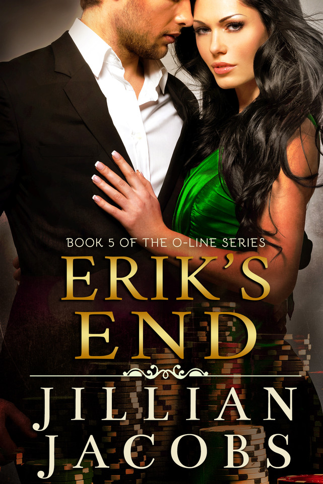 **Cover Reveal** Erik's End by Jillian Jacobs
