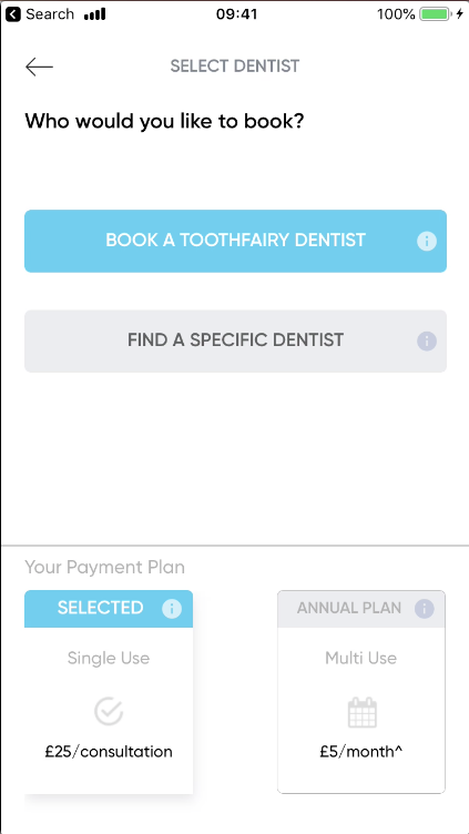 Select Dentist