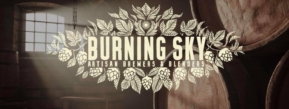 Burning Sky Tap Takeover
