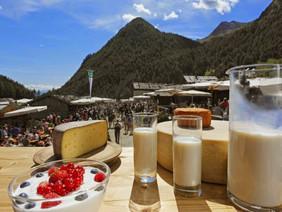 Il Sentiero del latte e tutti i nostri consigli sui suoi derivati