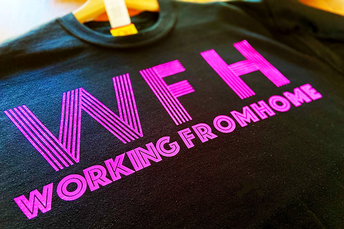 Working From Home WFH Sweater top