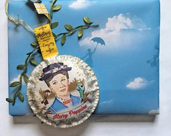 Mary Poppins Tree Decoration