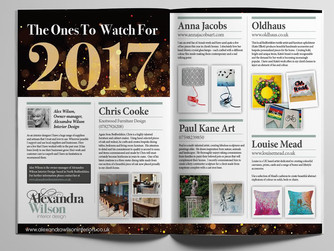Oldhaus featured in Affinity magazine!