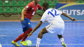 Road to Qualifying for the 2021 FIFA Futsal World Cup!