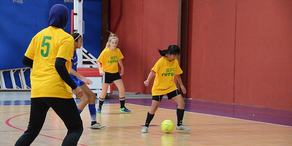 Futsal Summer Camp (all age groups)