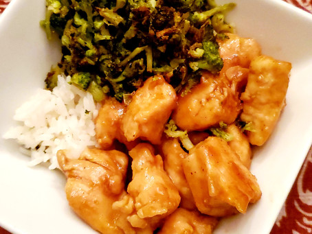If you love Chinese takeout you will love this Orange Chicken recipe!