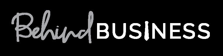 Behind Business Logo, Entrepreneurs Portugal