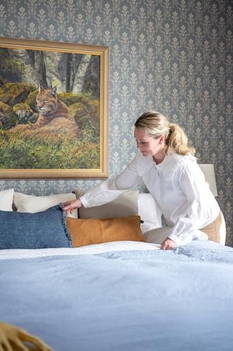 Homestyling, Erika Forsbäck, Gårdsstyling