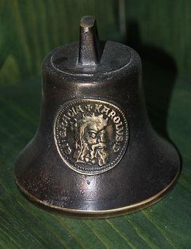 Zvon s Karlem IV