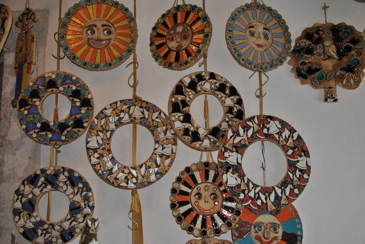 Keramika a porcelán - dekorace