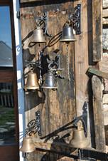 Zvony na konzolích