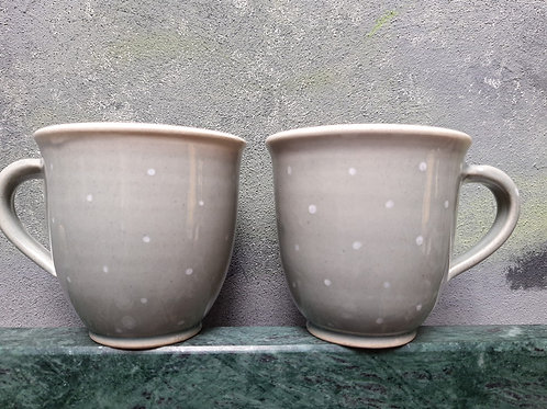 Puntikovaný porcelán, sada