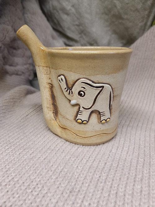 Srkáček se slonem