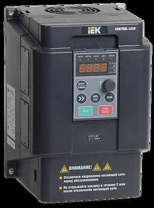 Преобразователь частоты CONTROL-L620 модель CNT-L620D33V075-11TE