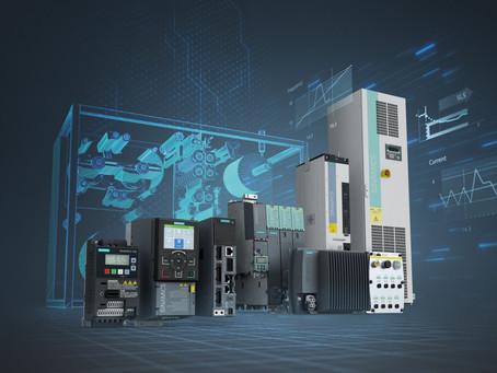 Siemens - производитель приводной техники
