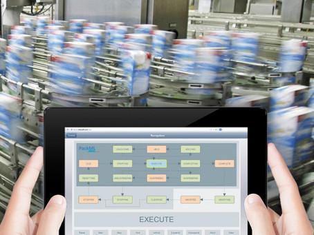 Мобильный HMI улучшает работу промышленного предприятия