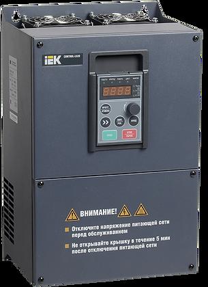 Преобразователь частоты CONTROL-L620 модель CNT-L620D33V15-18TE
